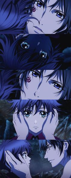 Genpachi x Shino | I LOVE THEM SO MUCH HAKKENDEN IS MY LIFE