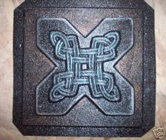 DECOR CELTIC KNOT TILE WALL SCULPTURE  Regular Price: $12.99  Special Price: $9.99