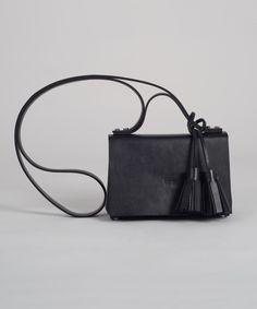 Black MECANO Nº1 by LESS BORE  #handmade #eco #Leather #cowhide #luxury #LessBore #handbag #slowfashion