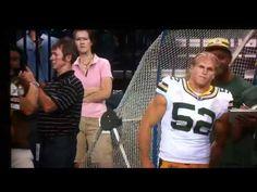 Aaron Rodgers spanking clay matthews