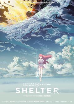 Shelter~~ short anime film with pictures and CrunchyRoll. Porter Robinson and Madeon. Film Animation Japonais, Animation 3d, Porter Robinson, Manga Anime, Manga Art, Sword Art Online, Desu Desu, Animes To Watch, Anime Music Videos