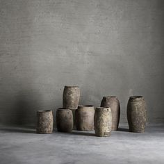 Antique river jar assorted sizes | Products | Tine K Home