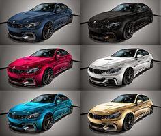 BMW 4er Gran Coupé im sportlichen M-Look