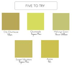 5 Bold Colors For The Front Door - Emily A. Clark
