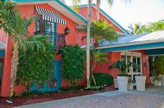 Fun Florida Colors! Holiday Inn Sanibel Island Beach Resort