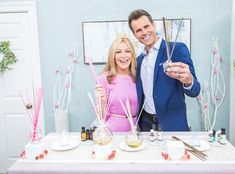 Kym Douglas is showing you how to make a variety of at home diffusers. Room Diffuser, Apartment Checklist, Family Video, Home Scents, Hallmark Channel, Diffusers, Home And Family, Diy Projects, Amp