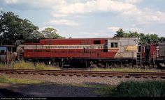RailPictures.Net Photo: CP 8906 Canadian Pacific Railway FM H24-66 at White River Junction, Vermont by Donald Haskel