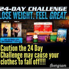 """•Looking for Energy •Weight Loss •Wellness •Plan """"B"""" Income •Financially Strapped to Financial Freedom!!!! •Join Us Learn More About the HOTTEST BUNDLE 24 Day Challenge and how one decision can change your life!! www.toughandtrim.com"""