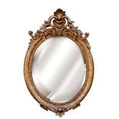 Splendid Adornments Give The Hickory Manor House French Beveled Wall Mirror    X In. This Oval Mirroru0027s Ornate.