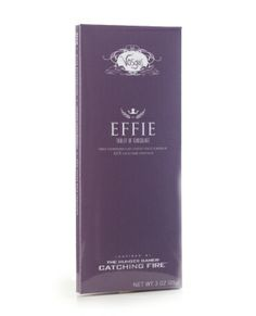 New! The Hunger Games Effie Chocolate Bar strawberry candied violet 62% dark.yes please