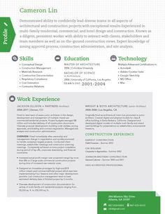 get to work on resume resume design and