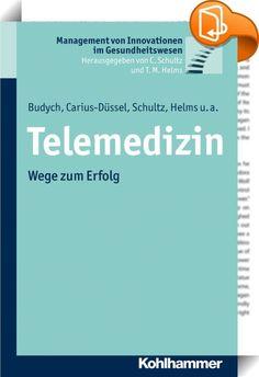 """Telemedizin    ::  Das Werk basiert auf den Ergebnissen des BMBF-Projekts """"S.I.T.E. - Schaffung eines Innovationsmilieus für Telemedizin"""". Im Zentrum stehen die Analyse und die Systematisierung von Erfolgsfaktoren zur nachhaltigen Etablierung der Telemedizin in der Versorgung, mit Fokus auf dem Telemonitoring. Darauf aufbauend werden interdisziplinäre, praxistaugliche Lösungsansätze entwickelt und dargestellt. Dazu zählen u. a. Qualifikationsprogramme und die Möglichkeiten der Zertifiz..."""