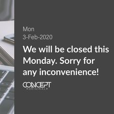 We are closed this Monday We will be responding to all emails and messages on Tuesday when we will be returning to usual business hours. Marketing Branding, Social Media Marketing, Digital Marketing, Ux Design, Graphic Design, Creative Logo, User Interface, Web Development, Instagram Feed