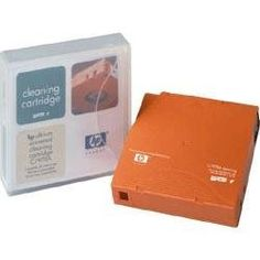 Universal Cleaning Cartridge, Up To 50 Cleanings by HP. $42.52. hp ultrium universal cleaning cartridge