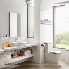 Keeping up to date with trends and consumer needs, JohnsonSuisse offers ranges that will suit an array of consumers, from the classic and conventional to the more modern and contemporary. Bathroom Goals, Gold Bathroom, Bathroom Collections, Commercial Interiors, Contemporary, Modern, Double Vanity, Small Spaces, Interior Design