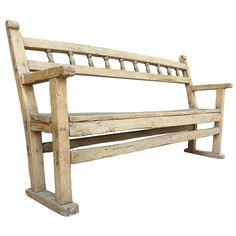 1stdibs - Long 18th Century Spanish Colonial Sabino Bench explore items from 1,700  global dealers at 1stdibs.com