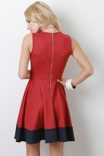 Passion Dipped Dress