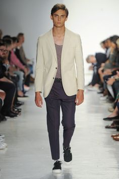 The label's spring 2017 men's collection.