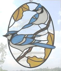 Blue Jays from Faux Finis