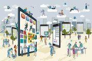 El crecimiento de la inversión en digital signage es en torno al 9%
