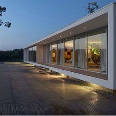 1000 Images About Casas On Pinterest Modern Houses
