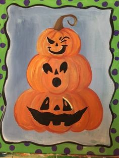 Easy canvas painting for beginners step by step. Learn how to paint a pumpkin topiary painting on canvas! Paint this and more fall canvas paintings! Pumpkin Topiary, A Pumpkin, Pumpkin Carving, Pumpkin Canvas Painting, Step By Step Painting, Learn To Paint, Healthy Meals, Halloween, Art