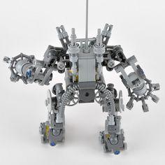 LEGO Ideas: Exo-Suit