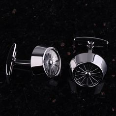 Stainless Steel Cuff Link