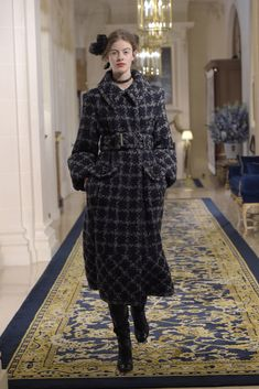 See all the looks from the Chanel Métiers d'Art show at the newly reopened Ritz Paris.