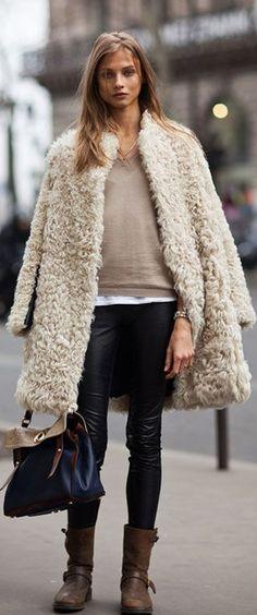 Anna Selezneva | Street Style