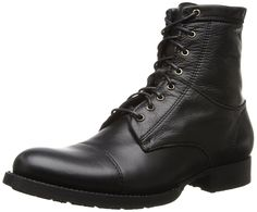 FRYE Women's Erin Lug Combat Boot >>> Awesome boots. Click the image : Ankle Boots