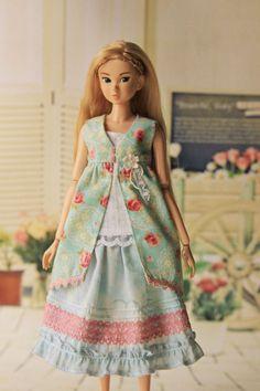 Mori Girl Outfit for momoko doll Unoa Pullip J-doll Azone