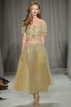Marchesa Spring 2014 Ready-to-Wear Collection Slideshow on Style.com