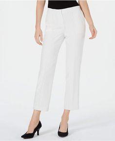 523e9f590f6 Kasper Pinstriped Trouser Pants Trouser Pants