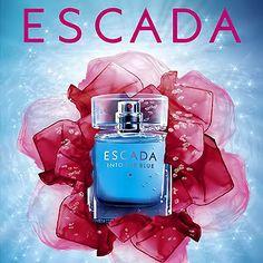 Into the Blue - Escada #reviewfragrance.com