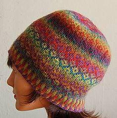 Ravelry: Mini Mochi Fair Isle Hat pattern by Sandi Rosner