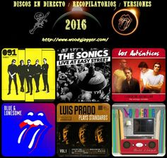 Lo mejor del 2016: discos en directo / recopilatorios / discos de versiones http://www.woodyjagger.com/2016/12/mejor-2016-discos-en-directo-recopilatorio-versiones.html