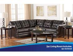 Tahoe Ii Sectional Sofa Group Furniture Pinterest