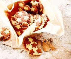 Schoggi-Orangen-Zimt-Guetzli ~ Chocolate-Orange-Cinnamon Biscuits #cookies