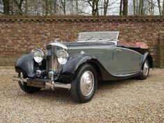 1936 Bentley 4
