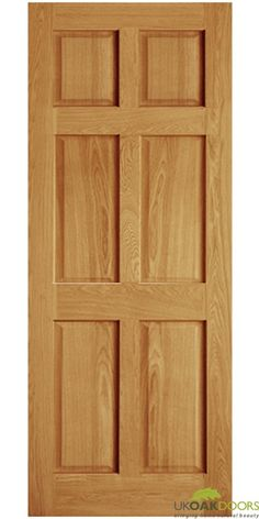 Discover our range of cheap internal doors online, available in a variety of sizes and finishes. From traditional, contemporary, panelled, glazed doors and more. Solid Oak Doors, Doors Online, Modern Door, Internal Doors, Contemporary Interior, Tall Cabinet Storage, Solid Wood, Layout, Victorian