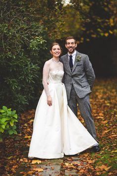A Wonderful 1950s and '60s Inspired Mustard Yellow Autumn Wedding http://chicvintagebrides.com/index.php/snippets-whispers-ribbons/snippets-whispers-ribbons-102/