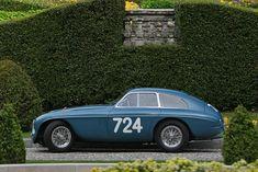 1949 Ferrari 166 MM Touring Berlinetta 0026M