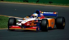 1997 Lola T97/30 - Ford (Vincenzo Sospiri)