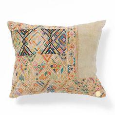 Huipil Pillow XVI