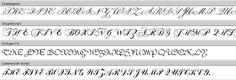 Swirly Fonts Swirly Fonts, Script, Silhouette, Script Typeface, Scripts