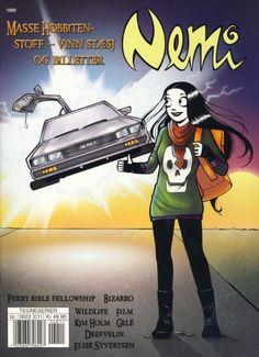 Nemi comic book nr 111