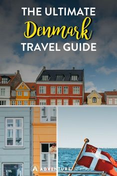 Travel dreams: Denmark Travel Tips: An Indepth Guide on the Best Things to Do - Nice! Europe Travel Guide, Travel Guides, Travel Destinations, Travel List, Travel Hacks, Travel Essentials, Visit Denmark, Denmark Travel, Denmark Tourism