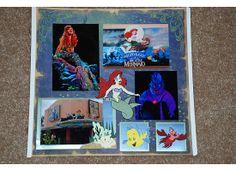 Disney Vacation:  Voyage of the Little Mermaid - Scrapbook.com