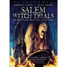 The Salem Witch Trials is a television miniseries (2002) about the Salem Witch Trials in 1692. This movie closely follows the trials and people involved in them. See one of the darkest periods of American history come alive. Some historical characters include: Ann Putman (Kirstie Alley), Sarah Good, and Rebecca Nurse (Shirley MacLaine).